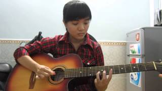 Proud of you - Guitar lead - Khánh Vy