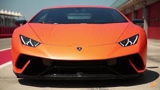 The Lamborghini Huracan Performante, With Alessandro Farmeschi