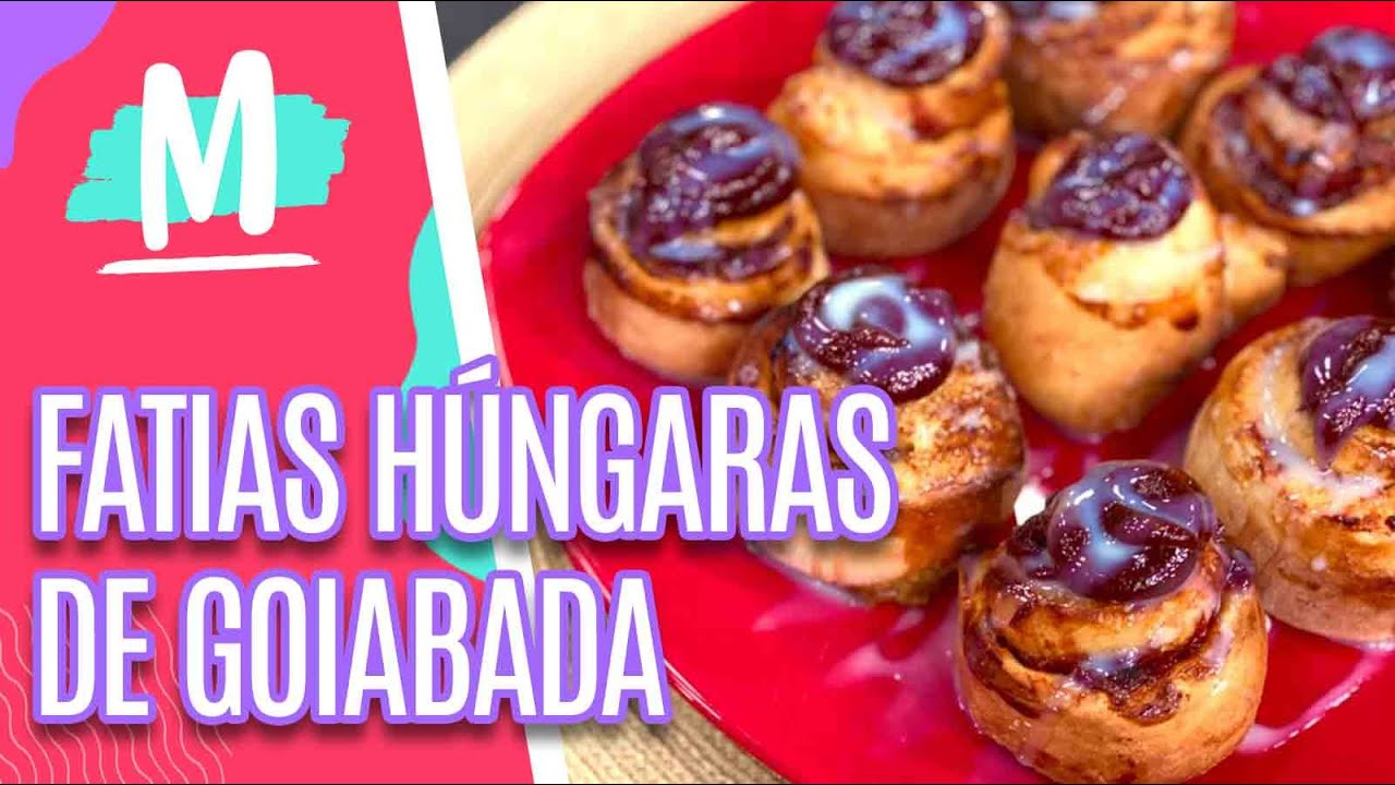 Fatias húngaras de goiabada - Mulheres (18/10/2021)