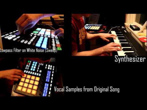 C R-MeMix - Prayer in C(Robin Schulz Remix)