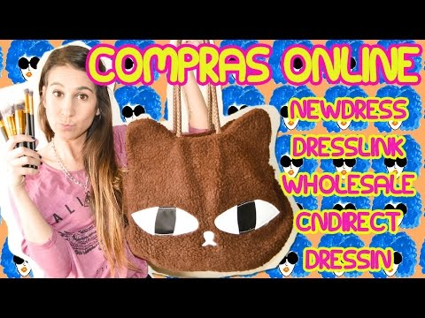 Compras Online: NewDress, DressLink, Dresssin, WholeSale y CNDirect | Fashion Diaries