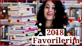 2018 Favorilerim *Kitaplarla 1 Yıl