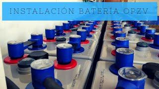 Batería estacionaria