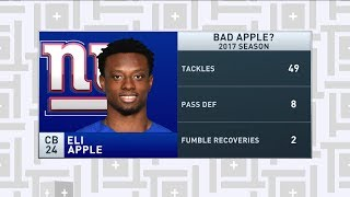 Tiki and Tierney: Giants suspend Eli Apple for Week 17