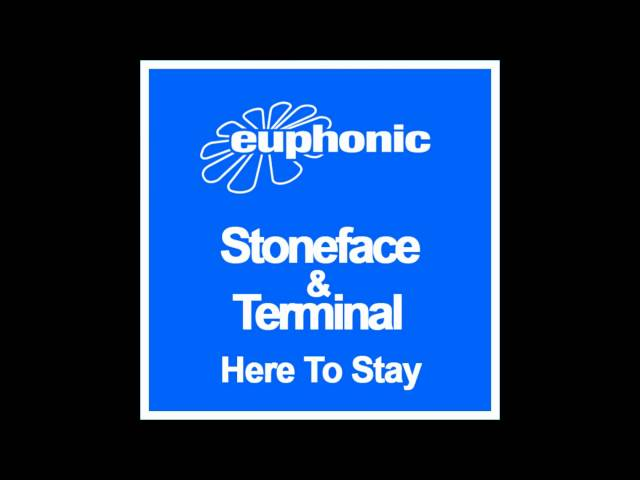 Stoneface & Terminal - Here to stay (preview) - out Feb 14th on Beatport