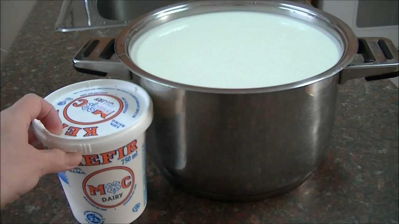Как сделать творог в домашних условиях из козьего молока видео116