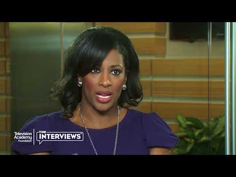 Vivian Brown on being involved with social media - TelevisionAcademycoms