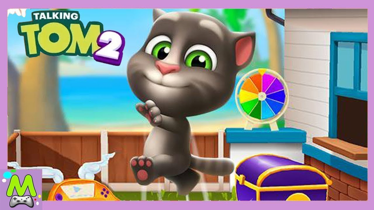 My talking tom 2 iphone game free. Download ipa for ipad,iphone.