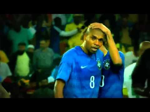 Football : South Africa Vs Brazil (0-5) HD
