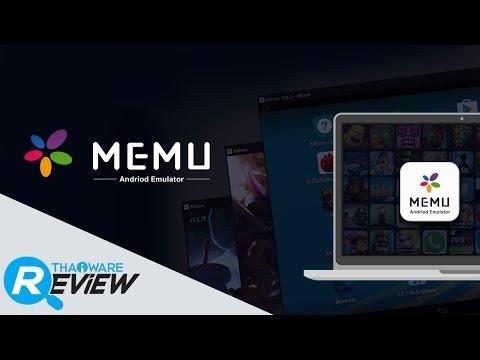 รีวิว โปรแกรม MEmu อีมูเลเตอร์ เปิดแอปฯ เล่นเกมส์บนแอนดรอยด์