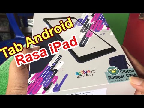UnBoxing Advan Tablet i10  10.1 Inch Indonesia 2018