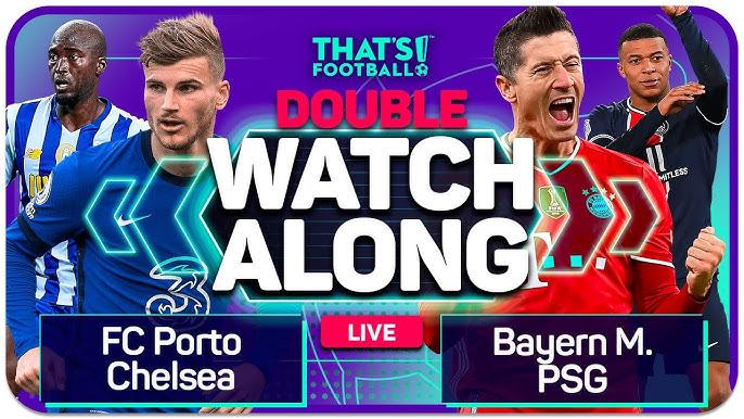 Porto Chelsea : Chelsea S Champions League Quarter Final Semi Final ...