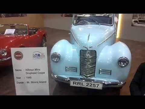 Vintage Automobile- Post WW-2