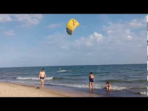 Городской пляж  Цимлянск