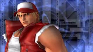 The King of Fighters 2006 (PlayStation 2) Story as Terry Bogard