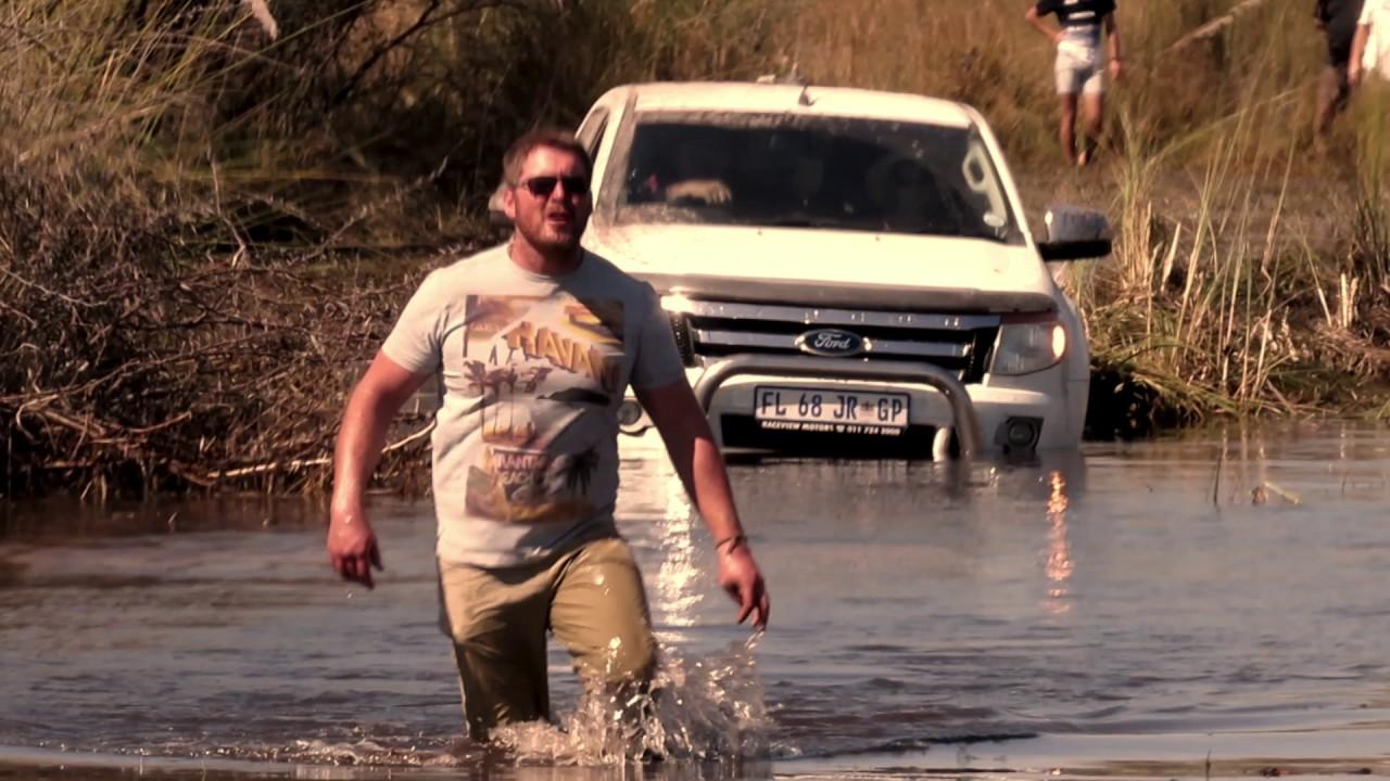 Botswana the Wild Way 2017