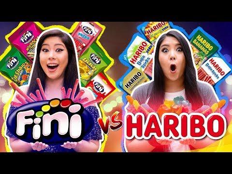 FINI vs HARIBO | Blog das irmãs