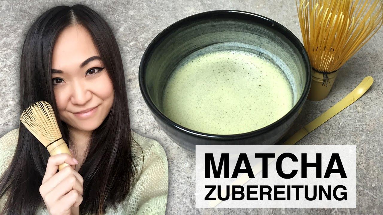 Matcha Tee Gesundheitliche Wirkung