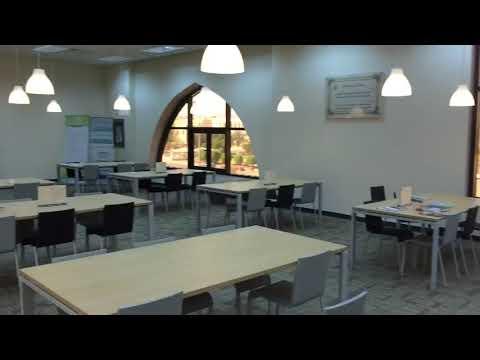 New Library @ The Islamic University of Al Madinah {2017}