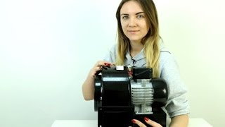 видео Купить центробежный вентилятор улитку в Киеве