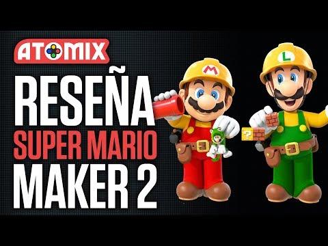 Reseña – Super Mario Maker 2