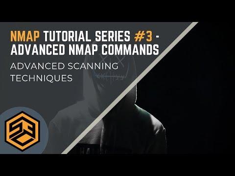 Nmap Tutorial Series 3: Advanced Nmap Commands - Ceos3c