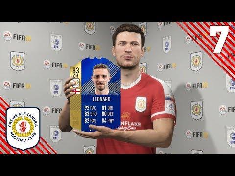 FIFA 18 - Starcie z gigantem! - Kariera Franka Dolasa #7