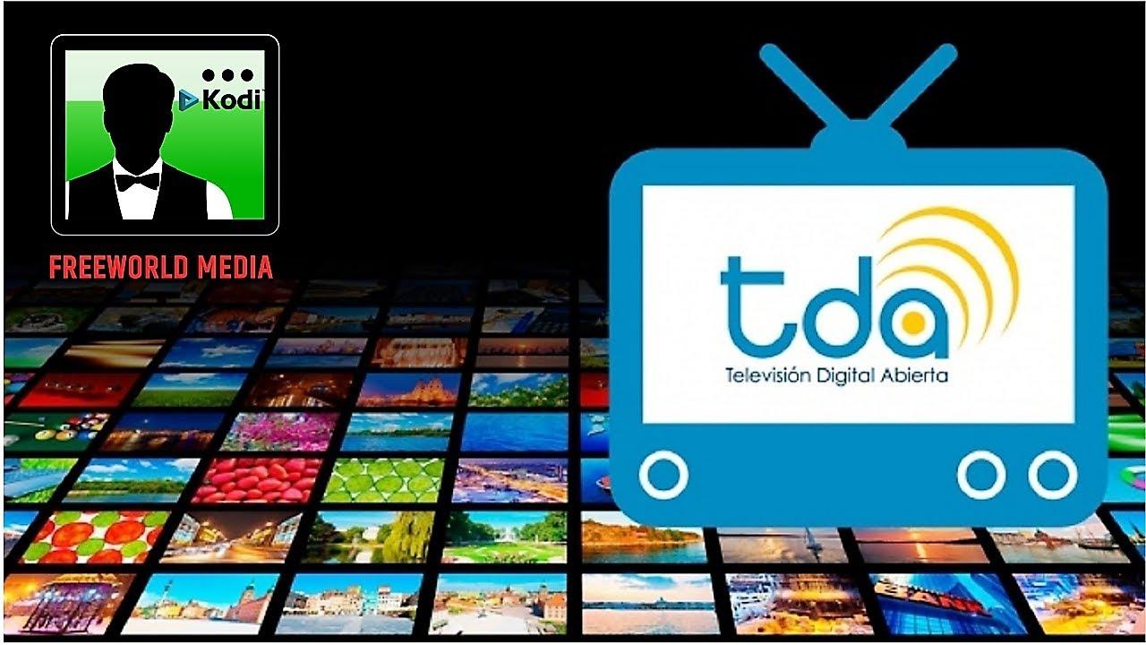 Television Digital Abierta 2019 sin Buffering