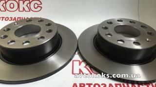 Тормозные диски задние Skoda Octavia TRW DF 4276
