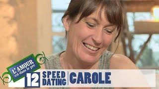 Le Speed Dating de Carole - L'Amour est dans le pré 2017 - Episode 5 - 6