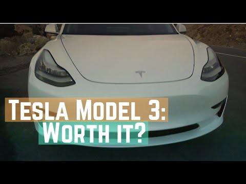 Tesla Model 3: Worth it!? - YouTube
