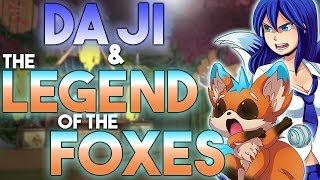 NEW SMITE ANIME ADVENTURE?! Da Ji and the Legend of the Foxes!