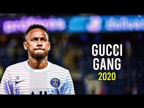 Neymar Jr ► Gucci Gang - Lil Pump ● Skills & Goals 2020 | HD