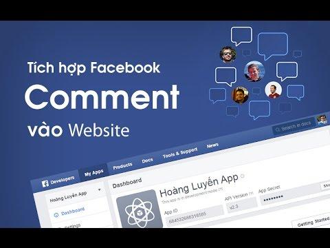 Hướng dẫn tích hợp Comment Facebook, Google+, Disqus vào Website