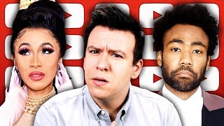 Cardi B Mac Miller Grammy Controversy, Childish Gambino, Balcony Becky, Crisis in Washington & More