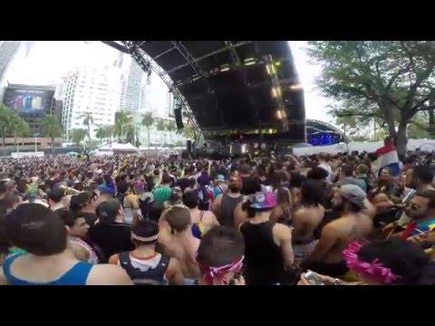 YELLOW CLAW - TECHNO @ULTRA MUSIC FESTIVAL MIAMI 2015