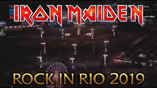 Iron Maiden - ROCK IN RIO 2019 (FULL SHOW HD)