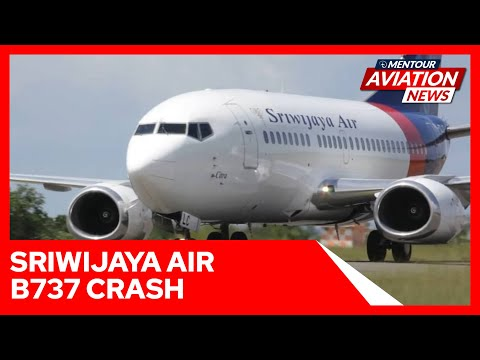 Boeing 737-500 Crashes outside Jakarta - Mentour Aviation News