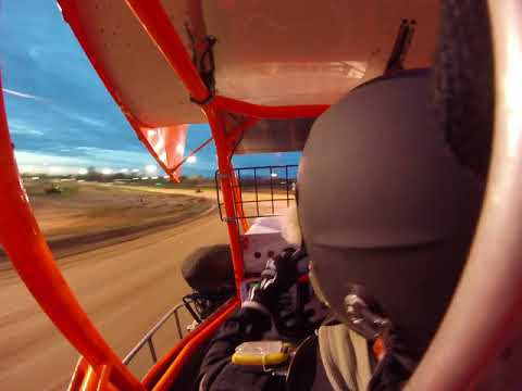 Tony Pisa Microsprint Feature Paradise Speedway 4/29/2017