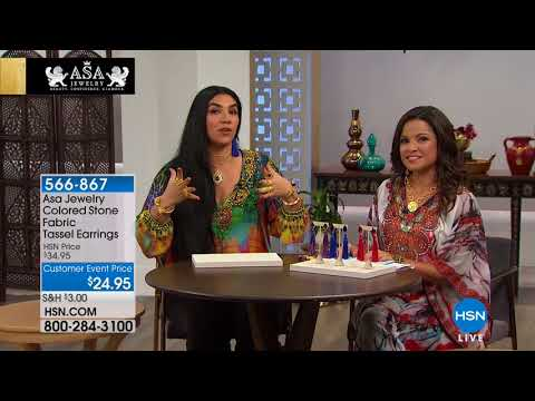 HSN | Jewelry Designs by Asa Soltan 04.05.2018 - 02 AM