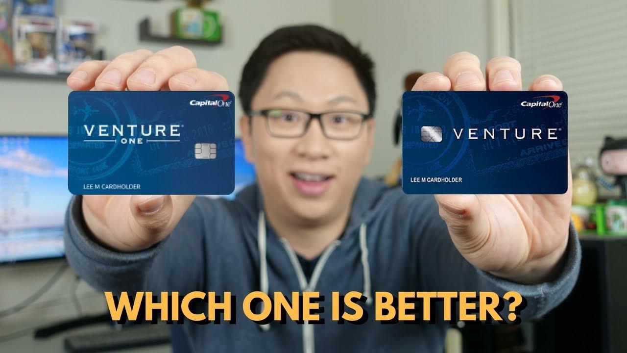 Analysis: Capital One Venture Credit Card vs. Capital One