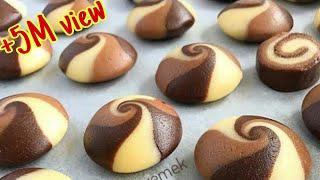 حلويات بالشكولاطة إقتصااادية وسهلة التحضير.  Chocolates sweet easy to prepare