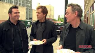 Bacon Brothers   Kevin Bacon Interview   Sessions With Steve Serrano