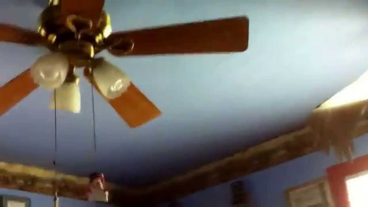 First ceiling fan start ups of 2014 youtube first ceiling fan start ups of 2014 aloadofball Gallery