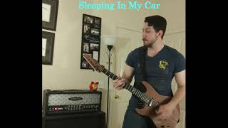 Sleeping In My Car Children Of Bodom Guitar Cover