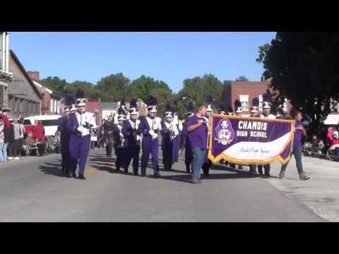Fayette CMU Band Day 2016   Chamois High School