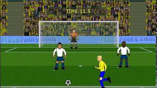 Brazil VS England- qualifying round World Cup (Dkicker Game 2017)