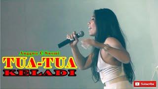 PECAH !!! satu ballroom ama lagu Tua-Tua Keladi - Anggun C sasmi-