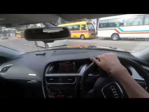 Drive With Music | Audi A5 POV| The Chainsmokers - New York City (Dash Berlin Remix)