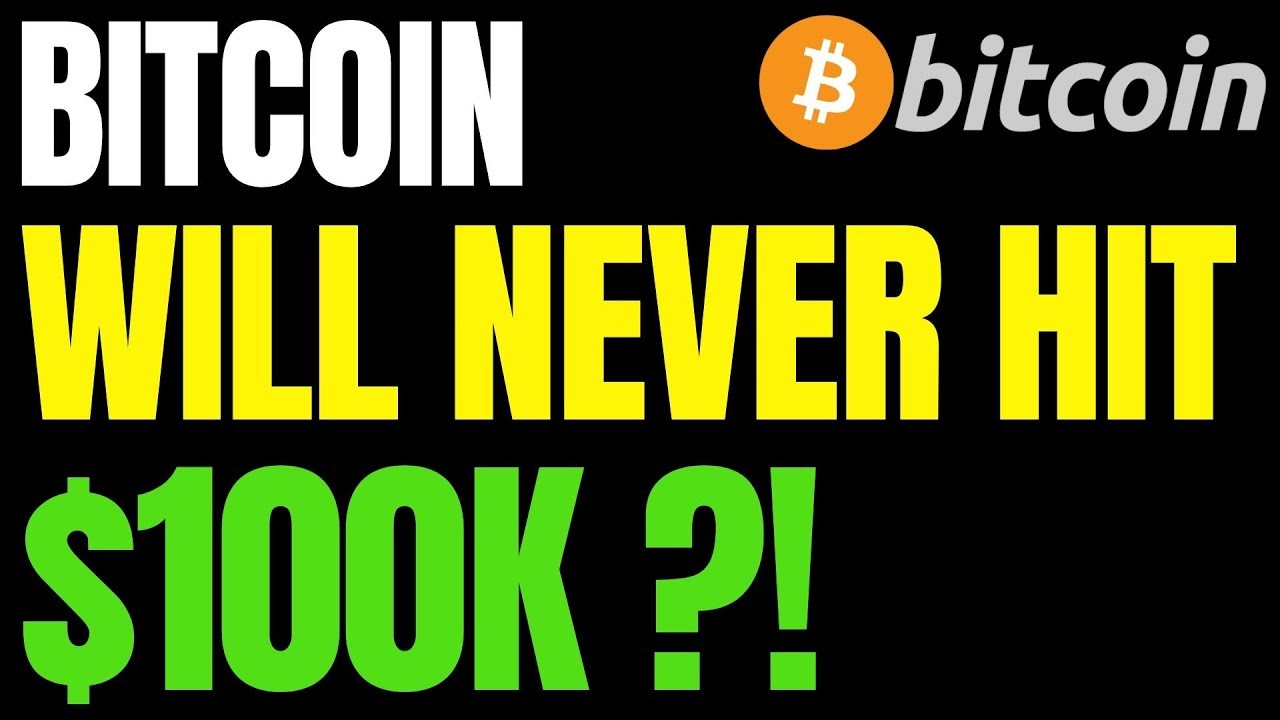 BITCOIN PRICE WILL NEVER HIT $100K?! | 5 Reasons Why BTC Is Crashing Right Now!